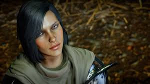 dragon age inqusition black hair dragon age inquisition how to make a hot female human