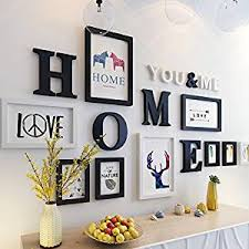 Home Letters Decoration Buy Wollwoll Home Letters Wildlife Animals Theme Large Wall