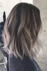 coloring hair gray trend name hair color trends for 2018 southern living