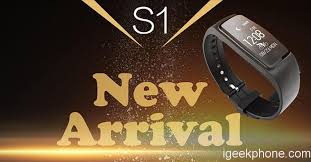 black friday sale on monitors s1 bluetooth 4 0 heart rate monitor smartband in black friday sale
