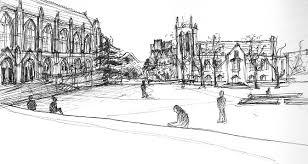architectural sketches alexa rhoads architecture portfolio