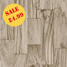 sale rasch wallpaper factory wood plank 446654