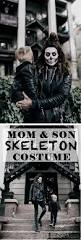 Good Makeup Ideas For Halloween by 25 Best Skeleton Face Makeup Ideas On Pinterest Halloween Skull
