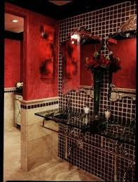 13 best color red bathrooms images on pinterest color red red