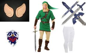 Zelda Halloween Costumes Legend Zelda Costume Diy Guides Cosplay U0026 Halloween