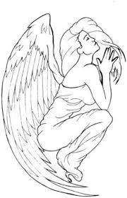 female warrior angels pictures of baby angel tattoos designs
