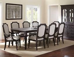 black dining room set formal dining room set