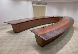 U Shaped Conference Table Dimensions Custom Conference Table Custom Boardroom Table Large