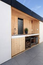 outdoor kitchen ideas australia beyond the barbecue 15 streamlined kitchens for outdoor cooking