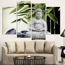 modern buddha painting promotion shop for promotional modern