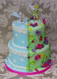 tinkerbell birthday cakes top 25 best tinkerbell birthday cakes ideas on tinker