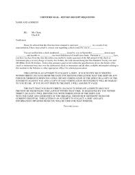 collection letter example debt collection letter template