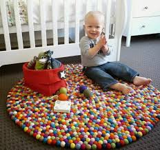 Baby Area Rug Exlusive Diy Area Rug A Creative Touch In The Interior 2017