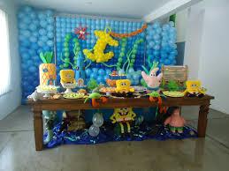 spongebob party ideas spongebob party ballons tips kids party ideas themes
