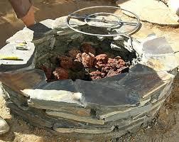 Slate Firepit Best Of Slate Pit Diy Network Hgtv Fireplaces
