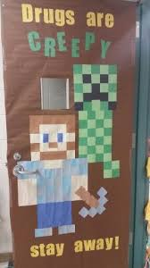 minecraft ribbon image result for minecraft classroom decorations grade