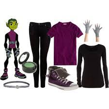Teen Titans Halloween Costumes 25 Beast Boy Costume Ideas Teen Titans