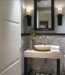 Best Powder Room Images On Pinterest Powder Rooms Bathroom - Powder room bathroom