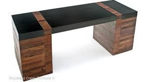 Modern Desks Rustic Modern Desk Onsingularity