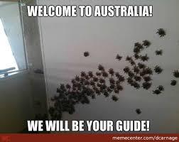 Australian Memes - welcome to australia by dcarnage meme center
