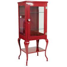 Vintage Pharmacy Cabinet Vintage Steel Medical Cabinet With Cabriolet Legs Vintage