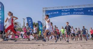 Challenge Proves Aspire Park Run Challenge Proves To Be A Big Hit