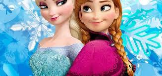 frozen love anna elsa michele knight
