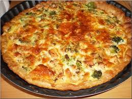 cuisiner le brocolis frais tarte saumon brocolis couscous et paella