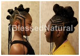 1bn kids little natural hairstyles part 1