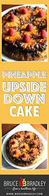 recipe pineapple upside down cake bruce bradley