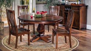 weston dining table u0026 crawford side chairs