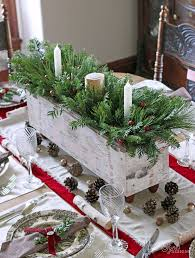 christmas table centerpieces prettiest christmas table centerpiece decoration ideas christmas