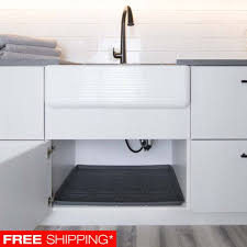 sink kitchen cabinet mat sink cabinet mats for the kitchen bath and laundry w x d