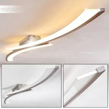 Ceiling Light Led Orgia Led Ceiling Light Led Matte Nickel H167817 Illumination Co Uk