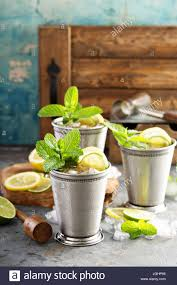 mint julep cocktail classic mint julep cocktail stock photo royalty free image