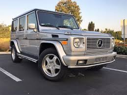 mercedes g55 price 2003 mercedes g55 amg for sale on bat auctions sold for