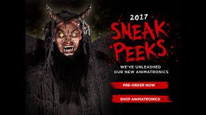 jester costume spirit halloween 6 ft forest demon aniamatronic spirit halloween sneak peeks
