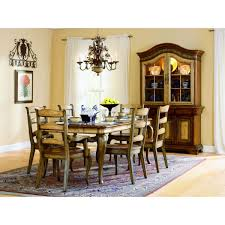 hooker dining room furniture furniture vineyard rectangle dining set