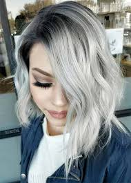 silver hair best 25 silver hair ideas on grey gray hair