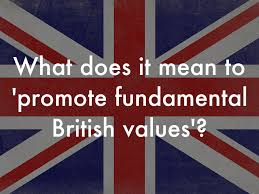 What Does The American Flag Look Like What Does It Mean To U0027promote British Values U0027 By