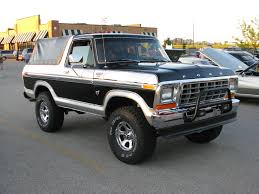 ford bronco 1970 ford bronco the crittenden automotive library