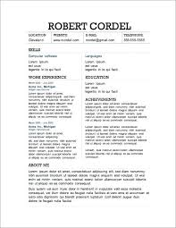 free resume template for word 2003 downloadable free resume templates lidazayiflama info