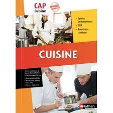 livre de cuisine cap cuisine cap cuisine 1ère et 2ème ées elève 2017 livre de l