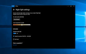 tip enable the new night mode in windows 10 mspoweruser