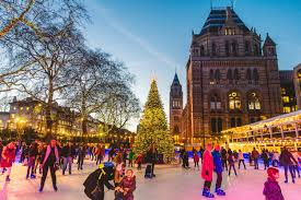 natural history museum ice rink natural history museum things