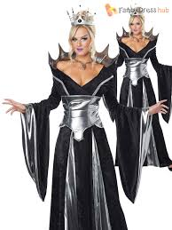 victorian halloween costumes women ladies evil queen sorceress fairytale womens halloween fancy