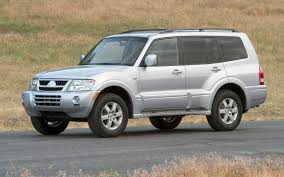 mitsubishi pajero old model mitsubishi montero pajero suv redesign delayed phev possible