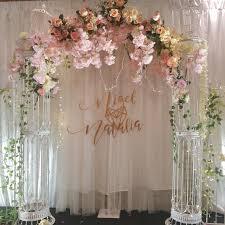 wedding backdrop name design wedding rom solemization stage backdrop laser cut name blunting