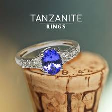 Design Your Own Wedding Ring by Tanzanite Rings Shop Tanzanite Engagement Rings For Women