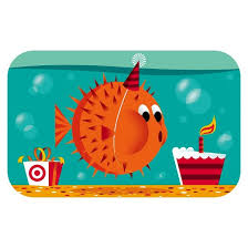 blowfish birthday gift card target